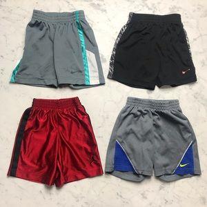 Nike Jordan 2T Toddler Basketball Athletic Shorts